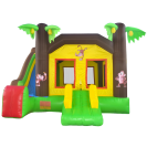 Commercial Grade Jungle Bounce House