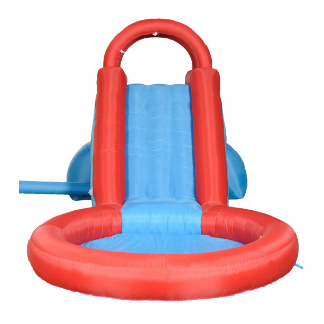 Waliki's Lazy Pool Tall Water Slide & Water Park