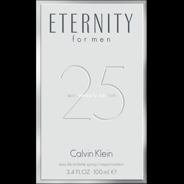 Calvin Klein Eternity 25th Anniversary Edition