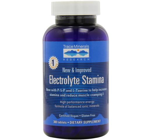 Trace Minerals Research Performance Electrolyte Stamina