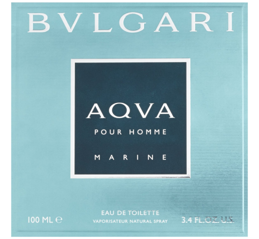 Bvlgari Aqva Marine Pour Homme