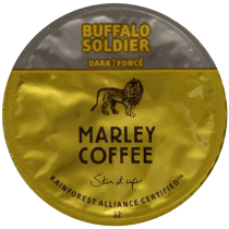 Marley Coffee, Buffalo Soldier