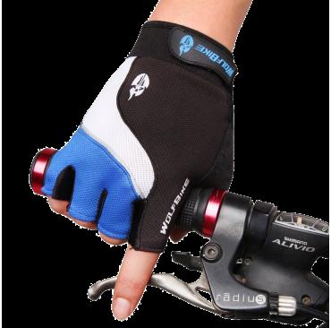 Short Half Finger Gloves Breathable