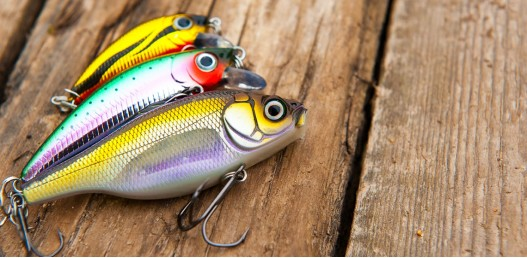Today's Top Wake Baits