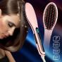 Apalus Brush Hair Straightener Detangling Hair Brush