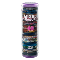 Mixed Pleasures 40 Exotic Condoms 8