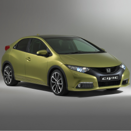 2013 Honda Civic hatchback