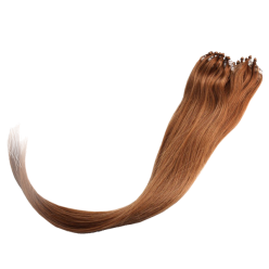 Yesurprise 12 Remy Loop-Micro Ring Extensions Human Hair Extension