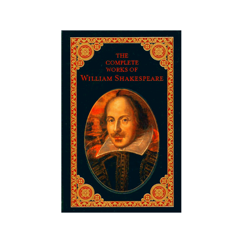 the works of william shakespeare Facts about william shakespeare a list of interesting shakespeare facts  the oxford shakespeare: the complete works 2nd edition  men and women from anne boleyn and queen elizabeth i to henry viii and winston churchill includes the great poets – william shakespeare, william blake and william wordsworth.