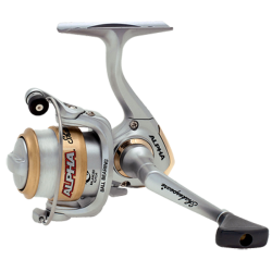Alpha Ultralight Spinning Reel