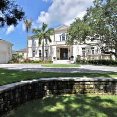 Impeccably appointed coastal estate home
