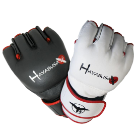 Pro MMA Gloves White Limited Stock