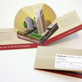 Nation builder cards