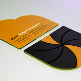 DB Photographer cards