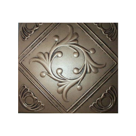 Ceiling Tile - Faux Tin Like - Anet Antique