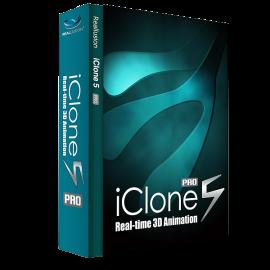 iClone 5 Pro