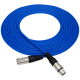 GLS Audio 25ft Mic Cable Patch Cords