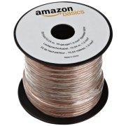 AmazonBasics 16-gauge Speaker Wire