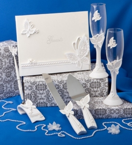 Butterfly Themed Wedding Collection