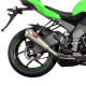 Kawasaki ZX10-R Scorpion Full Carbon Exhaust Silencer