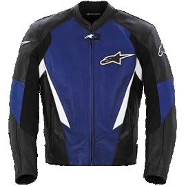 Alpinestars Stage Perforated Leather Jacket