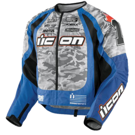 Icon Team Merc Stage 3 Jacket