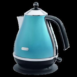 220-240 Volt 50-60 Hz Delonghi KBO2001 1.7 Liter Cordless Jug Kettle