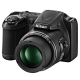 Nikon COOLPIX L820 16 MP CMOS Digital Camera with 30x Zoom Lens and Full HD 1080p