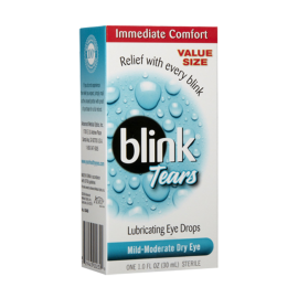 AMO Blink Tears Lubricating Eye Drops