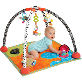 Zolo Shangrila Multisensory Activity Mat