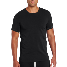 Diesel Men's Randal Razzle Dazzle Military Logo T-Shirt