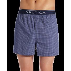 Nautica Men's Woven Boxer