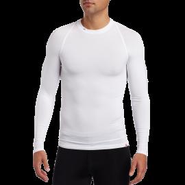 New Balance Men's Compression Crew Neck Long Sleeve Undershirt