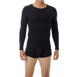 Underworks Ultra Light Compression Crew Neck Long Sleeves