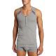 2(x)ist Men's Athletic Button Tank Top