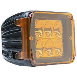 Rigid Industries 20193 DuallyD2 Amber Protective Polycarbonate Cover
