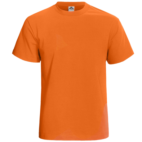 Cotton Knit T-Shirt