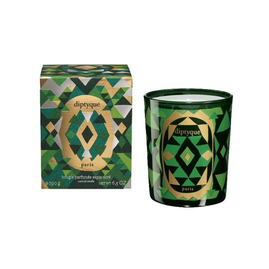Diptyque - Sapine Dore (Golden Fir) Holiday Candle