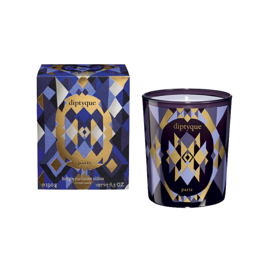 Diptyque Oliban (Frankincense) Holiday Candle
