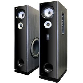 Eagle Tech Floor Standing Powered Speakers