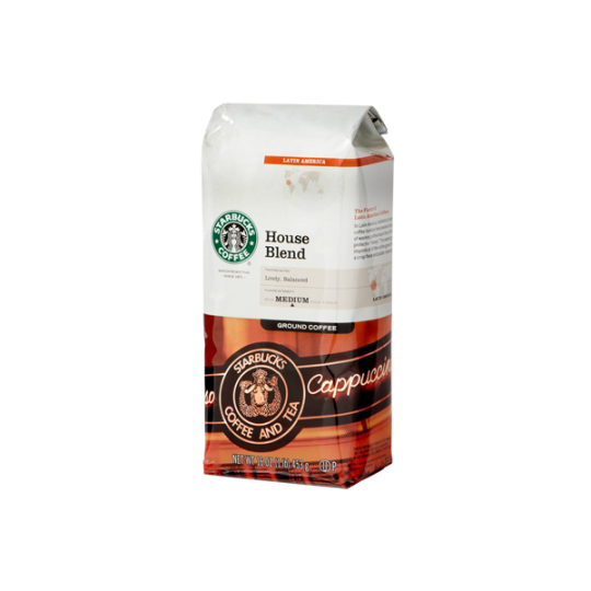 Starbucks House Blend, Whole Bean Coffee