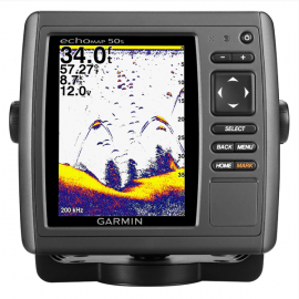 Garmin echoMAP 50s Chartplotter_Fishfinder