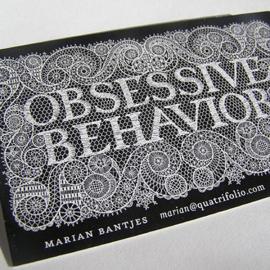 Obsessive Behavior cards