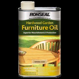 Ronseal Hardwood Furniture Oil 500ml