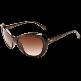 D&G Dolce & Gabbana Women's 0DD8083 Butterfly Sunglasses