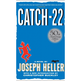 Catch-22_ 50th Anniversary Edition by Joseph Heller