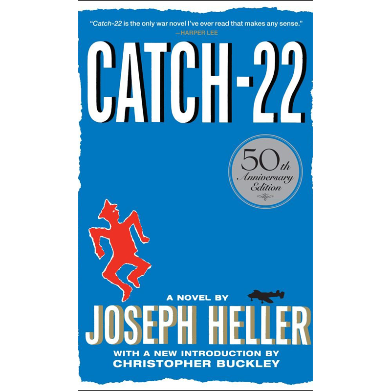 an analysis of post war attitudes in catch 22 by joseph heller