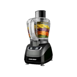 Applica fp1600b bandd 7 cup food processor