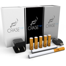 Chase Cigs Starter Kit white