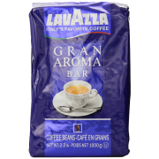 Lavazza Gran Aroma Bar Coffee Beans 2.2-Pound